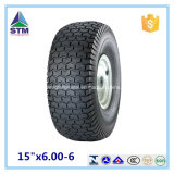 3.50-8 Air de borracha Wheel para Wheelbarrow Wb6400