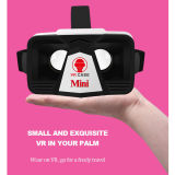 5.5-6.3 Inch Smartphonesのための卸し売りVirtual Reality Vr 3D Glasses