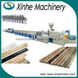 Het grote Profiel die van pvc Marbleization van de Capaciteit de Lopende band van de Machine maken