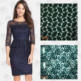 Tessuto caldo del merletto di vendita di modo del vestito dal merletto di /Wholesale del tessuto del merletto/nuovo merletto di stile