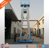 Cer-mobile Luftarbeit-Aufzug-Plattform für einen Mann (angepasst)