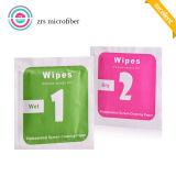 Wipes feitos sob encomenda do álcôol/Wipes limpeza da tela