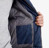 A qualidade superior projeta o revestimento acolchoado acolchoado ocasional dos homens