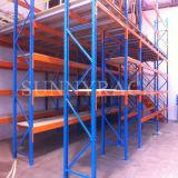 Assoalho de mezanino resistente do armazenamento do armazém