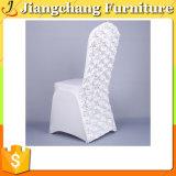 Cubierta de la silla de la boda para el banquete