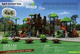 Crianças antigas da floresta de Kaiqi campo de jogos temático das grandes (KQ20002A)