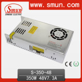 Alimentation d'énergie de commutation de rendement de l'entrée 350W 48V 7.3A de S-350-48 110V/220V
