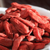 Bayas orgánicas chinas de Wolfberry Goji del níspero