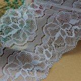 Afrikanische Baumwollhäkelarbeit-Tulle-Farbband-Spitze für Wäsche
