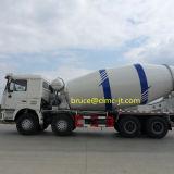 Shacman F3000 8X4のセメントのコンクリートのトラック