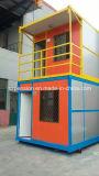 Grande sala de visitas de Construstion da fonte/casa pré-fabricada/Prefab móvel de dobramento