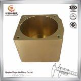 装置の機械装置のために機械で造るカスタマイズされた真鍮の鋳造の黄銅