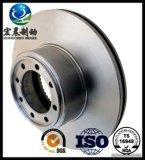 Performance pleine ISO9001 de disques de frein d'OEM haute