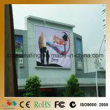 Mur polychrome extérieur de vidéo de l'écran P10 SMD DEL de la publicité