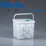 Witte Kleur van de Klem van de Kabel van Haitai de Plastic