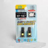 Diodo emissor de luz da luz de bulbo T10 do diodo emissor de luz do poder superior 5730 10SMD Canbus