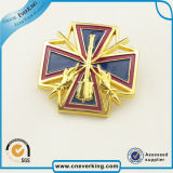 Cheap Custom Hard Soft Enamel Gold Military Handmade Lapel Pins