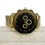 Golden di qualità superiore Ceramic Wristwatch per Men MW-03A