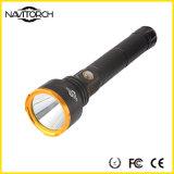 Lámpara de mano de aluminio de la aventura recargable de Xm-L T6 LED (NK-2622)