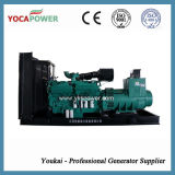 発電機セットのCummins Engine 800kw/1000kVAのWater-Cooledディーゼル発電機