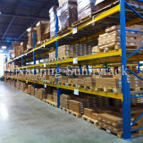 Cremalheira de aço resistente industrial do armazenamento do armazém