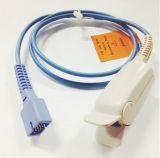 Sensor de Nellcor Ds-100A SpO2 para o adulto