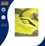 Куртка бомбардировщика Hi-Визави желтая облегченная
