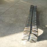 Trilha 250 da borracha de Furukawa Ux 20 48 82 para a venda para a máquina escavadora/ceifeira