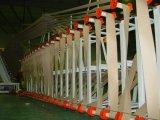Éolienne de papier en spirale de tube de noyau ou de papier pour faire le tube de papier (LJT-4D)