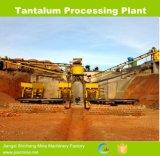 De Apparatuur van de Verwerking van de Ernst van Coltan van Tantalite