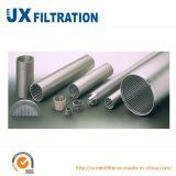 Alto filtro para pozos del acero inoxidable del flujo