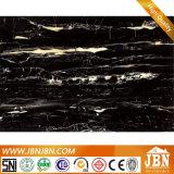 600X900mm super schwarze glatte Polierbodenbelag-Porzellan-Fliese (JM96522)