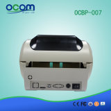 Impresora termal de la escritura de la etiqueta de código de barras de China del bajo costo