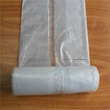 Polietileno de plástico calidad de Hight bolsa de basura en rollo