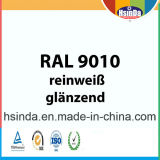 Ral Couleur Ral 9010 Pure White Powder Coating