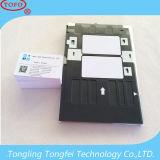 Cartão Printable da identificação do espaço em branco do Inkjet (PVC)