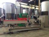 Extrusora de parafuso dobro de PP/PE/ABS que recicl a máquina plástica