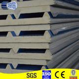 Aufbau-Wand-Polyurethan-Sonnenbestrahlung-Zwischenlage-Panel