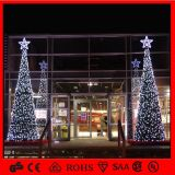 2.5m Hot Sales Assembled Kerstboom voor Shopping Center Garden Decoration