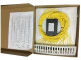 Stahlverbinder 1*16 des gefäß-Sc/Upc PLC-Teiler