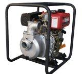 공기에 의하여 냉각되는 디젤 엔진 수도 펌프 2~6 인치
