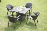 Rattan Eettafel rotan fauteuil Outdoor Furniture