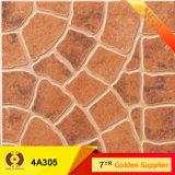 De nieuwe Tegel van de Vloer van de Glans van het Ontwerp Ceramische in Beige (4A001)