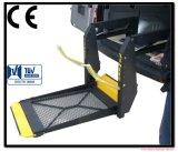 Elevación de sillón de ruedas de la plataforma Wl-D-880 con el CE para Van y el microbús