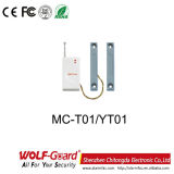 De draadloze Magnetische Toebehoren van /Alarm van de Detector van de Sensor van het Contact van het Hiaat van de Deur/van het Venster