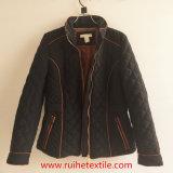 Куртка зимы водоустойчивая Windproof Breathable сплетенная выстеганная, пальто