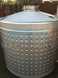 Steel di acciaio inossidabile Dimple Jacketed Beer Fermentation Tank da vendere (ACE-FJG-H4)