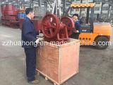 Kleines Dieselmotor-Kiefer-Zerkleinerungsmaschine-Gerät, Maschine zerquetschend, gewinnenzerkleinerungsmaschine