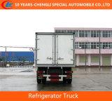 Тележки холодильника Dongfeng 4X2 40cbm