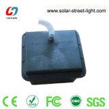 Imperméabiliser le cadre de batterie enterré pour le réverbère solaire
